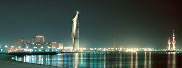 2008 Winner Al Hamra Firdous Tower